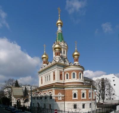 iglesia ortodoxa rusa nicolas viena