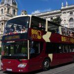 El bus turístico de Viena