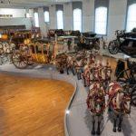 El museo de los Carruajes Imperiales