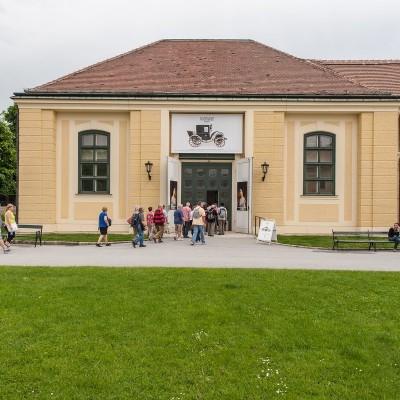 museo carruajes Viena